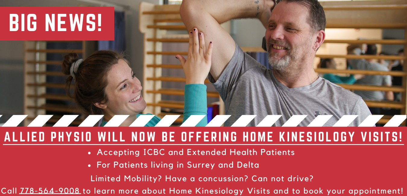 Kinesiology & Exercise Therapy Clinic in Surrey, Nordel | Physio Clinic
