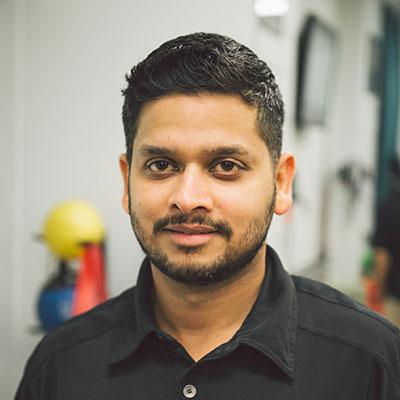Nishant Mahajan | Surrey 88 Ave Physiotherapy and Sports Injury Clinic