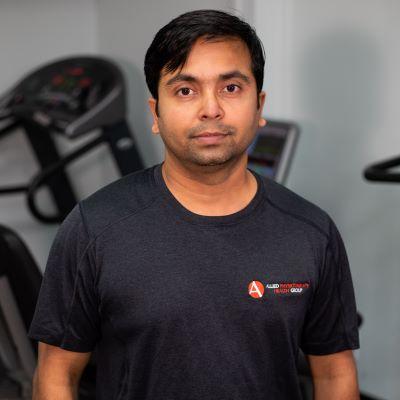 Kumar Vikram | Surrey 88 Ave Physiotherapy and Sports Injury Clinic